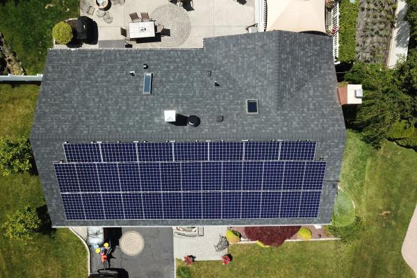Huntington NY Solar Installation